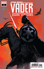 Image: Star Wars: Vader - Dark Visions #1 - Marvel Comics