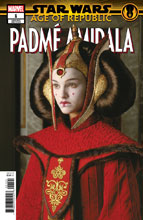 Image: Star Wars: Age of Republic - Padme Amidala #1 (variant cover - Movie) - Marvel Comics