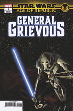 Image: Star Wars: Age of Republic - General Grievous #1 (variant cover - Movie) - Marvel Comics