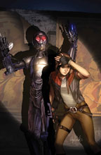 Image: Star Wars: Doctor Aphra #30 - Marvel Comics