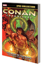Image: Conan Chronicles Epic Collection: The Heart Yag-Kosha SC  - Marvel Comics