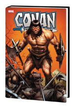Image: Conan the Barbarian Original Marvel Years Omnibus Vol. 02 HC  - Marvel Comics