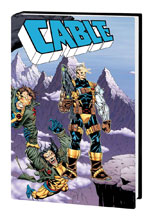 Image: Cable & X-Force Omnibus HC  - Marvel Comics