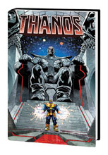 Image: Thanos by Donny Cates HC  - Marvel Comics