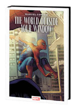 Image: Marvel Comics: The World Outside Your Window HC  - Marvel Comics