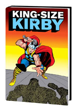 Image: Kirby Is, Mighty! King-Size HC  - Marvel Comics