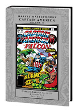 Image: Marvel Masterworks: Captain America Vol. 11 HC  - Marvel Comics
