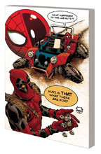 Image: Spider-Man / Deadpool Vol. 08: Road Trip SC  - Marvel Comics