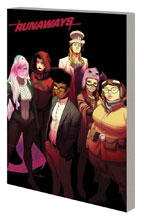 Image: Runaways by Rainbow Rowell & Kris Anka Vol. 03: That Was Yesterday SC  - Marvel Comics