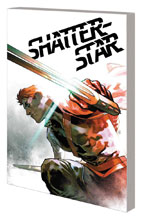 Image: Shatterstar: Reality Star SC  - Marvel Comics