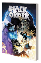 Image: Black Order: The Warmasters of Thanos SC  - Marvel Comics
