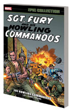 Image: Sgt. Fury Epic Collection: The Howling Commandos SC  - Marvel Comics