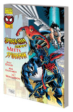 Image: Spider-Man 2099 vs. Venom 2099 SC  - Marvel Comics