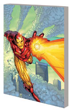 Image: Iron Man Heroes Return Complete Collection Vol. 01 SC  - Marvel Comics