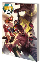 Image: Mighty Avengers by Dan Slott Complete Collection SC  - Marvel Comics