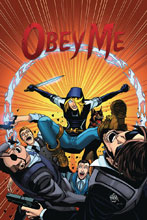 Image: Obey Me #0 (cover B - Herrera) - Dynamite