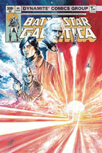 Image: Battlestar Galactica #5 (Classic) (cover A - Rudy) - Dynamite
