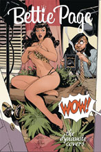 Image: Bettie Page Dynamite Covers  - Dynamite