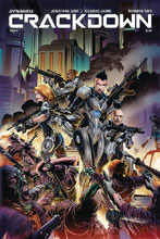 Image: Crackdown #2 (cover A - Jaime) - Dynamite