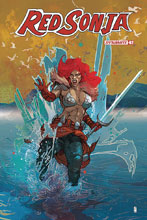 Image: Red Sonja #2 (cover C - Ward) - Dynamite