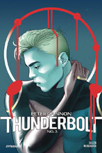 Image: Peter Cannon: Thunderbolt #3 (cover B - Ganucheau) - Dynamite