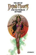 Image: Art of Dejah Thoris and the Worlds of Mars Vol. 02 HC  - Dynamite