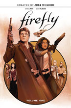 Image: Firefly Vol. 01: Unification War HC  - Boom! Studios