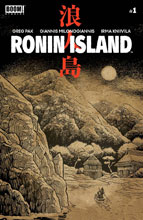 Image: Ronin Island #1 (variant Preorder cover - Young) - Boom! Studios