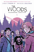 Image: Woods Yearbook Edition SC  - Boom! Studios