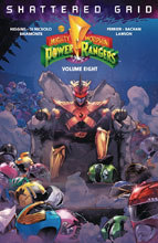 Image: Mighty Morphin Power Rangers Vol. 08: SG SC  - Boom! Studios