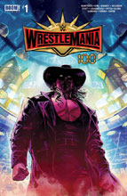 Image: WWE Wrestlemania 2019 Special #1 (variant Preorder cover - Xermanico) - Boom! Studios