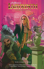 Image: Jim Henson's Labyrinth: Coronation Vol. 02 HC  - Boom! Studios
