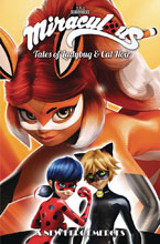 Image: Miraculous Season Two: A New Hero Emerges SC  - Action Lab Entertainment