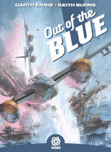 Image: Out of the Blue Vol. 01 HC  - Aftershock Comics