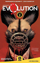 Image: Animosity: Evolution Vol. 02: Lex Machina SC  - Aftershock Comics