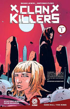 Image: Clankillers Vol. 01 SC  - Aftershock Comics