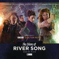 Image: Doctor Who Audio CD Set: Diary of River Song #5 #5 - Big Finish