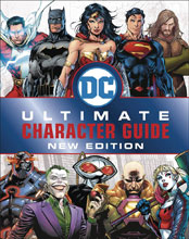 Image: DC Comics Ultimate Character Guide - New Edition HC  - DK Publishing Co