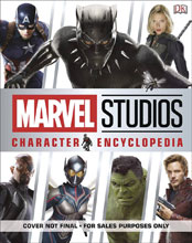 Image: Marvel Studios Character Encyclopedia HC  - DK Publishing Co