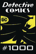 Image: Detective Comics #1000 (DFE Gold signed - Tom King) - Dynamic Forces