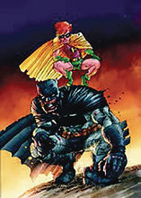 Image: Detective Comics #1000 (variant cover - 1980s) (DFE signed - Miller) - Dynamic Forces