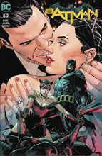 Image: Batman #50 (variant DFE cover - Romance) (DFE signed - King & Mann) - Dynamic Forces