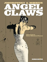 Image: Angel Claws HC  - Humanoids Inc