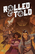 Image: Rolled & Told #7 - Lion Forge