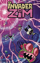 Image: Invader Zim Vol. 07 SC  - Oni Press Inc.