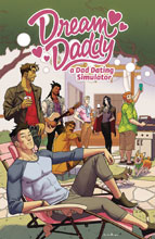 Image: Dream Daddy: A Dad Dating Comic Book SC  - Oni Press Inc.