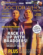 Image: Doctor Who Magazine #536 - Panini Publishing Ltd