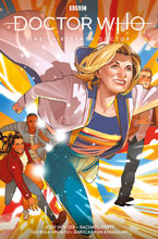 Image: Doctor Who: The Thirteenth Doctor Vol. 01: A New Beginning SC  - Titan Comics