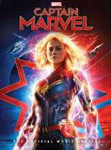 Image: Captain Marvel: The Official Movie Special HC  - Titan Comics