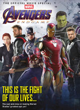 Image: Avengers Infinity War Collector's Edition Magazine  (newsstand cover) - Titan Comics